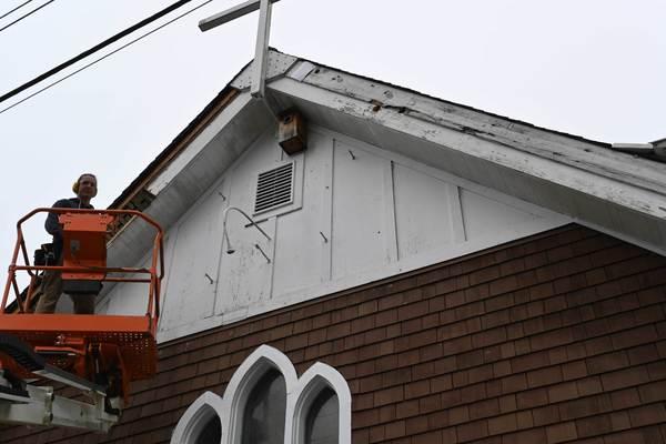More repairs