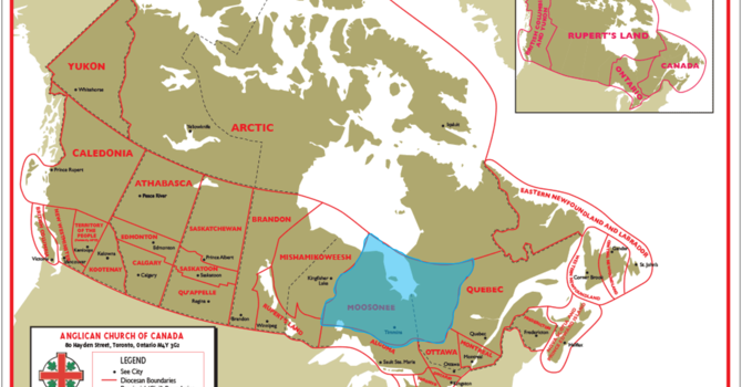 Canada Connection - Moosonee image