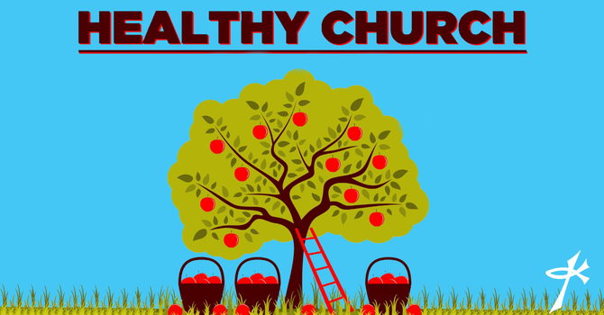 Healthy Churches Are Giving