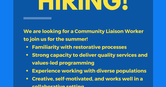 We are hiring (again)!
