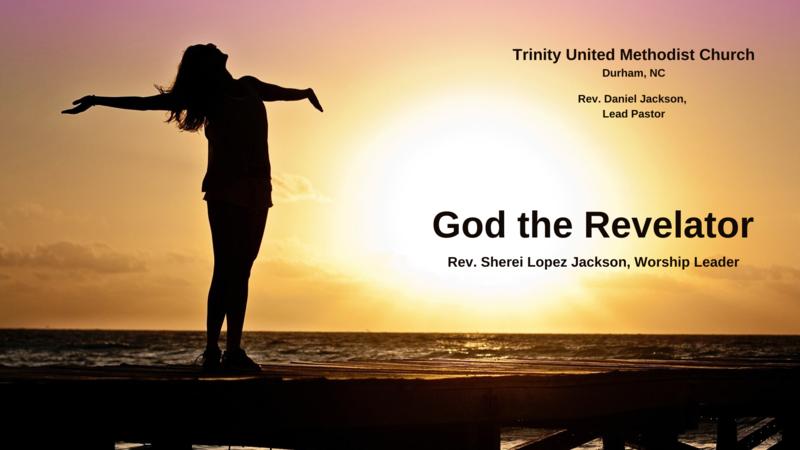 God the Revelator