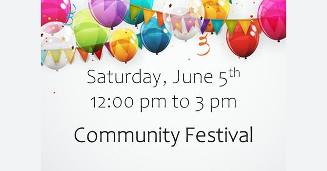 75th Anniversary Celebration: Community Festival
