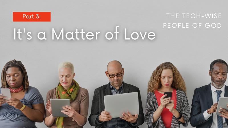 It's a Matter of Love