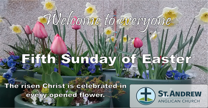 May 2, 2021 On-Line sunday Service image