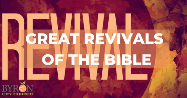 The Revival at Samaria
