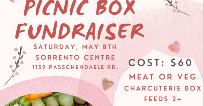 Spring picnic box: Order yours today! image