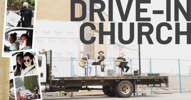 DRIVE-IN CHURCH