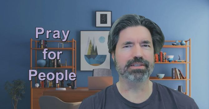 Pray for People