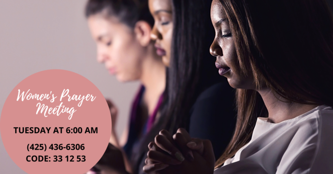 Women's Prayer Call