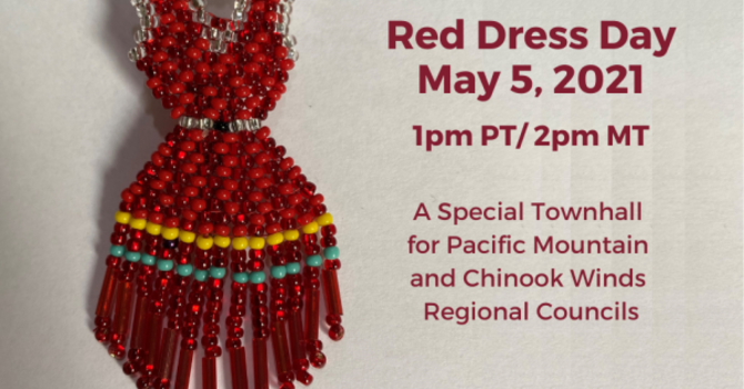 Red Dress Day image