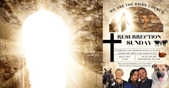 WATB Church Resurrection Easter Service - Brock Knight