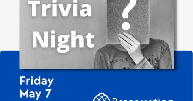 First Friday Fellowship - Trivia Night
