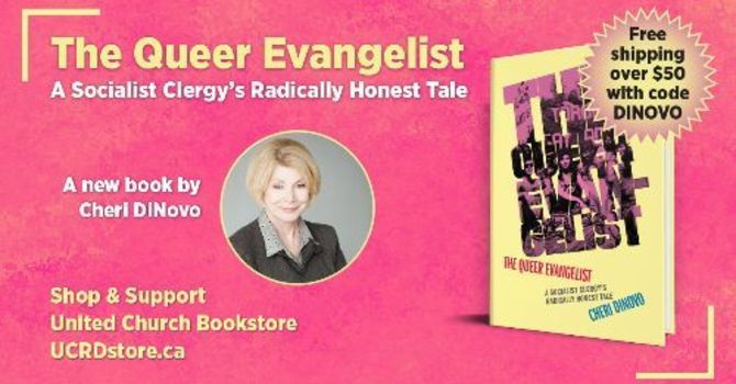 A Chat with Cheri DiNovo