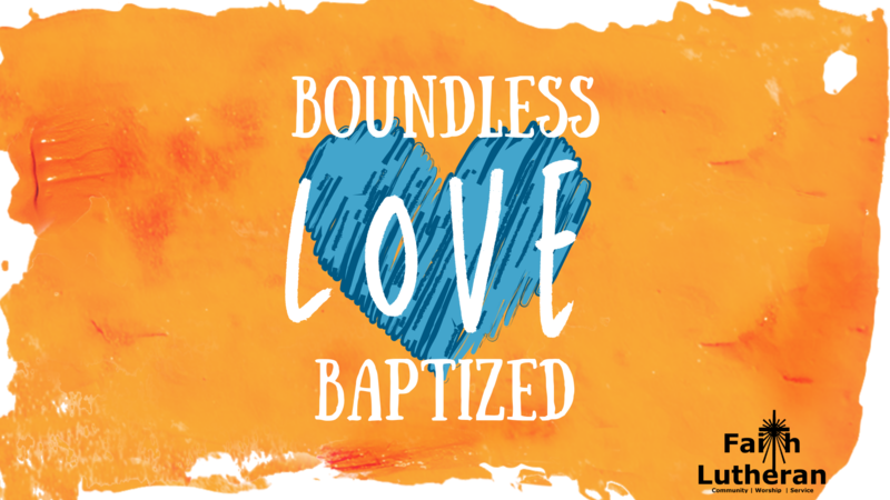 Boundless Love | Baptized
