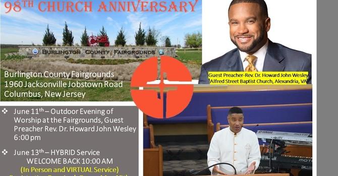 98th Church Anniversary Celebration