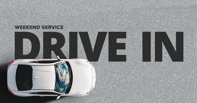 Drive-In Weekend Service