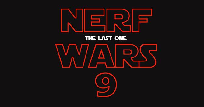 Nerf Wars - The last one