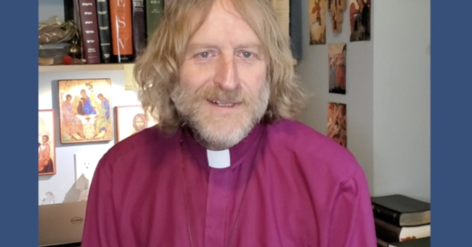 A Message from Archbishop Greg Kerr-Wilson