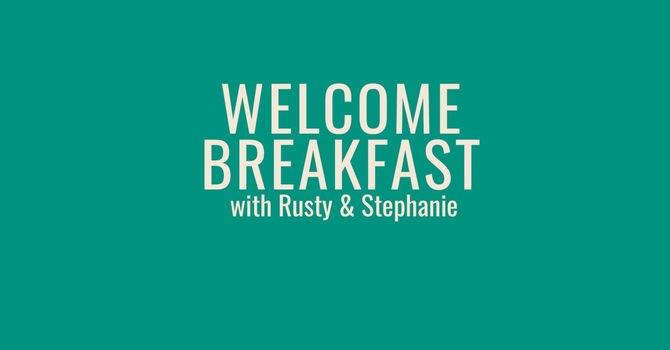 Welcome Breakfast