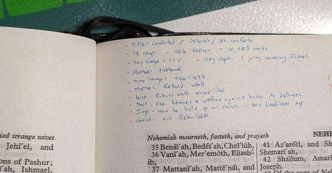 Nehemiah Part 3