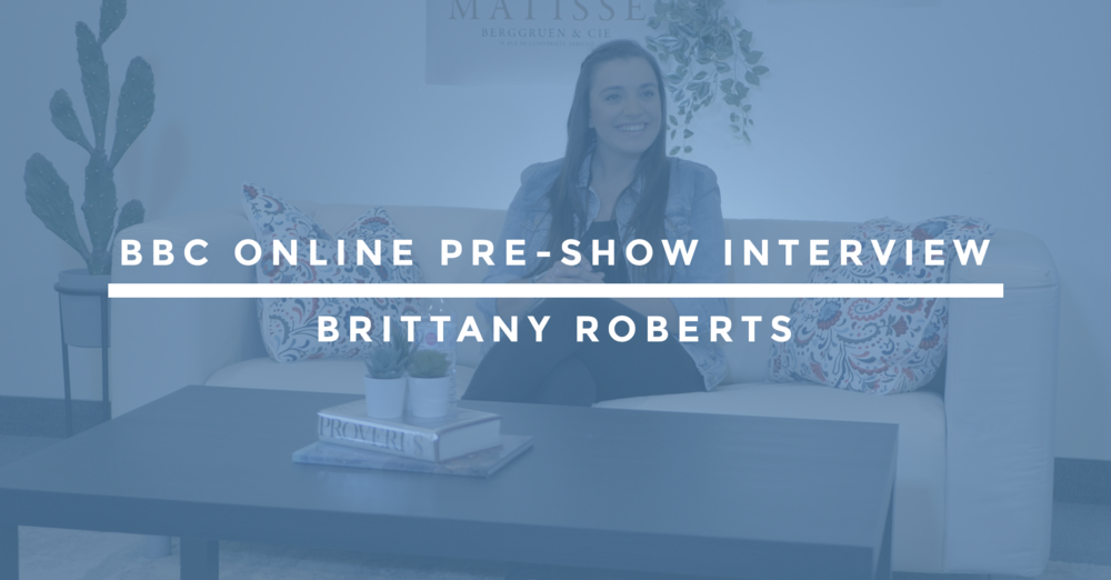 BBC Online Pre-Show Interview | Brittany Roberts