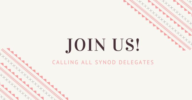 Synod choir wants you!