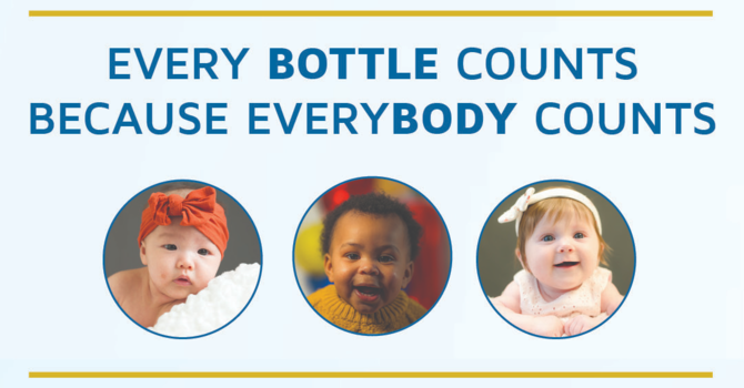 CPCC's Baby Bottle Campaign image