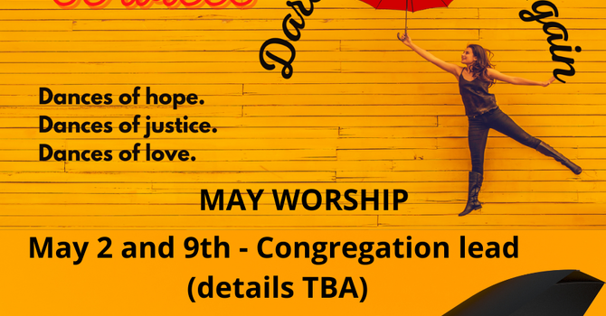 May 23rd Pre-recorded Worship Service
