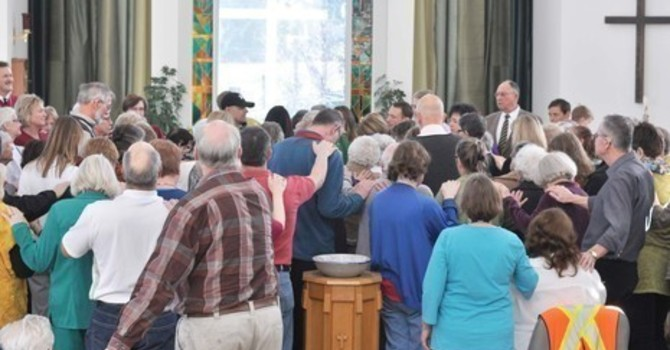 Monthly Cycle of Prayer Updated image