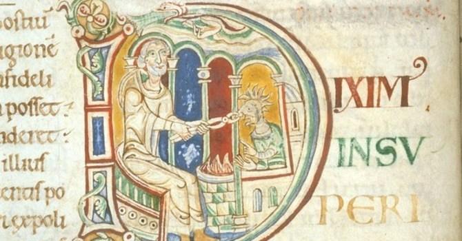 St Dunstan in pictures image