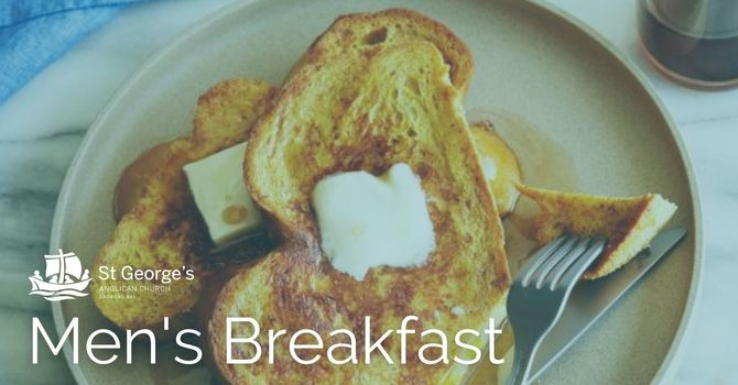 Men's Breakfast - Virtual