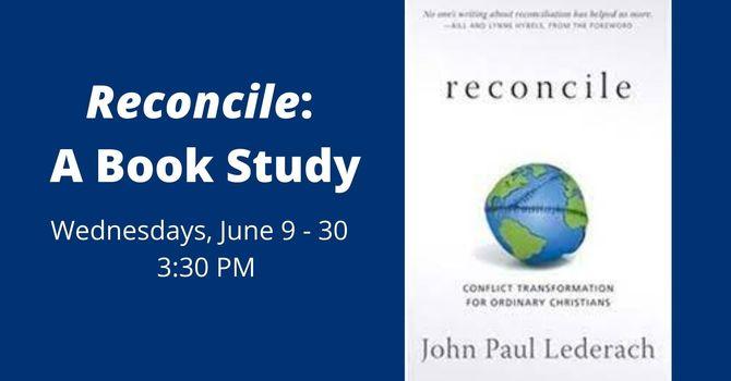 Reconcile: A Book Study
