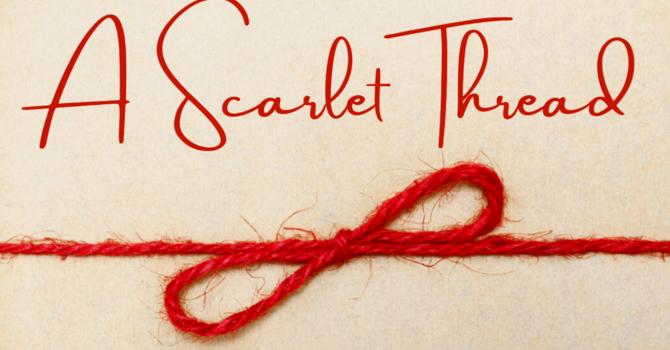 A Scarlet Thread