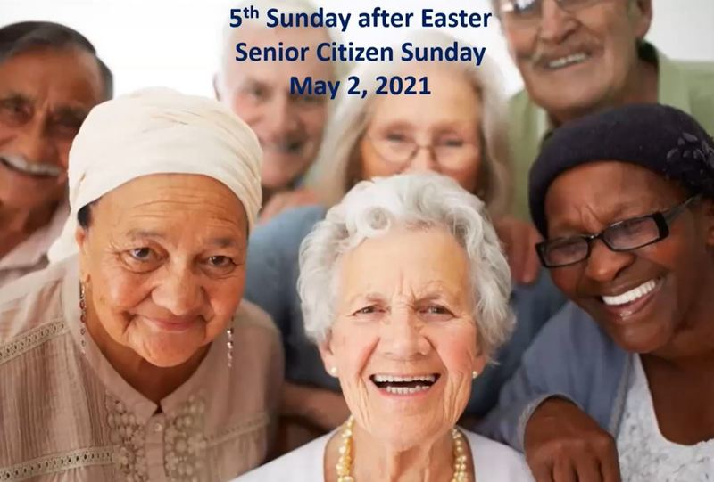 May 2, 2021 Sunday Worship