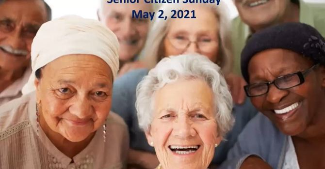 May 2, 2021 Sunday Worship
