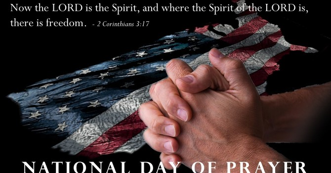 National Day of Prayer 2021 image