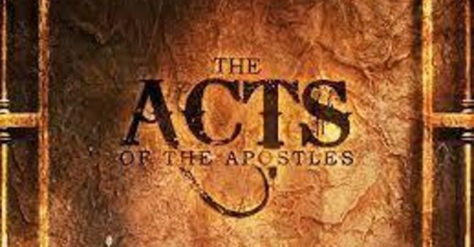 Acts 2 - Pastor Frances Allen