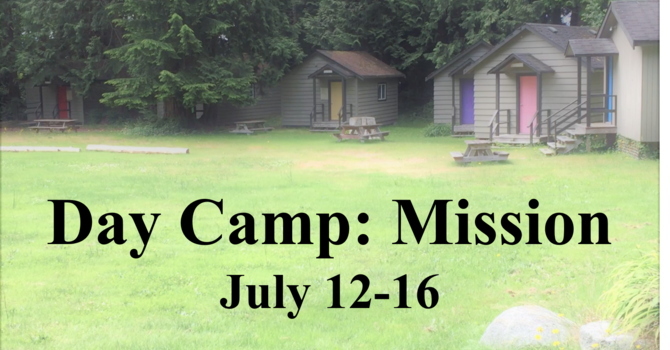 Day Camp: Mission