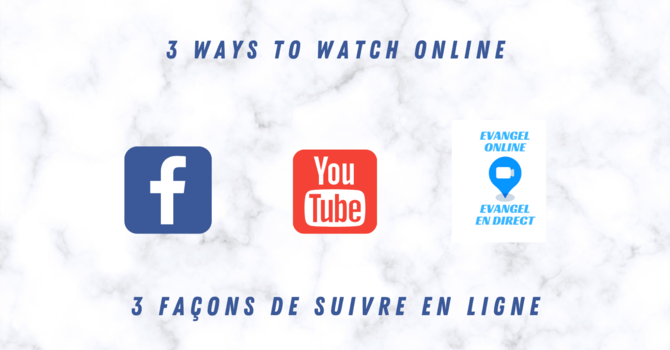 3 WAYS TO WATCH ONLINE image