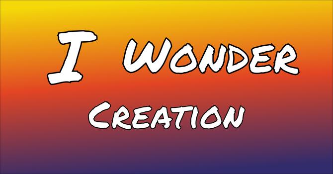 I Wonder #3, Creation image