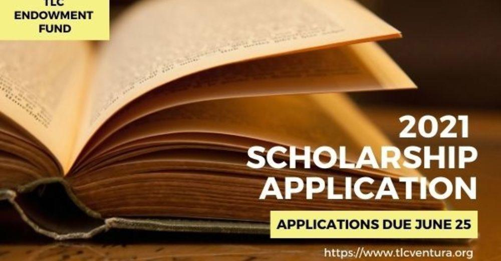 TLC Scholarship Application is Open