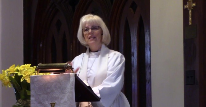 Sermon 6th Sunday of Easter & Mother's Day, May 9, 2021