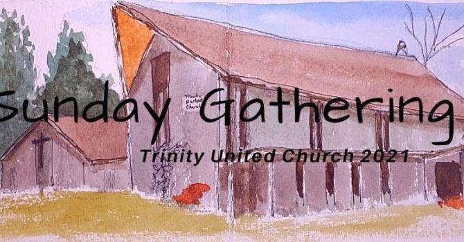 Sunday Gathering - May 9 image