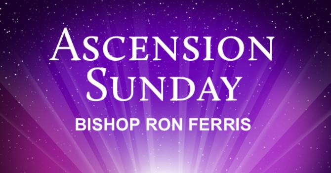 Bishop Ron Ferris Preaching