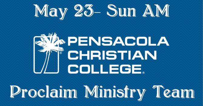 Proclaim Ministry Team