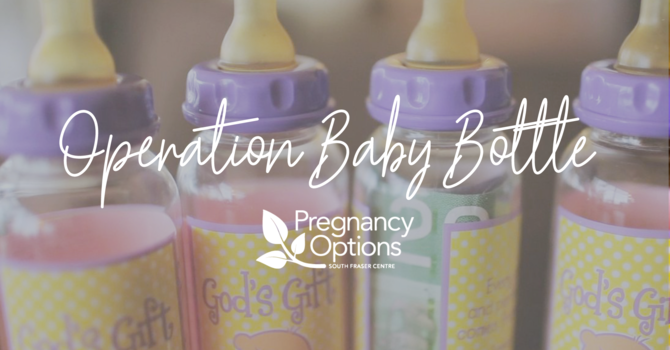 OPERATION BABY BOTTLE