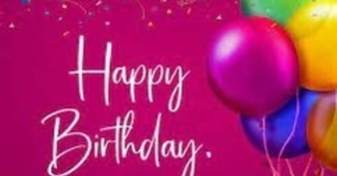 PHW Birthday Celebration