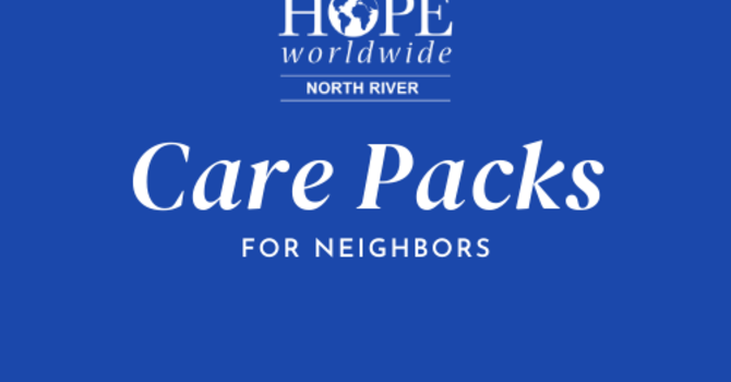 Care Packs for our Community