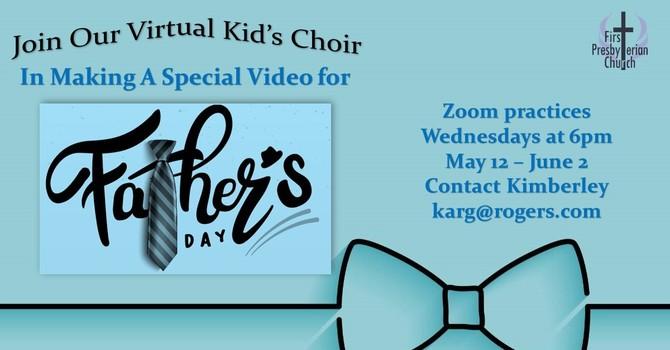 Virtual Kids Choir