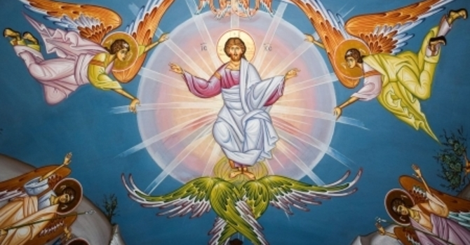 Ascension Day Evensong image